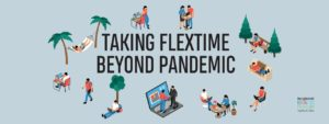 TAKING FLEXTIME BEYOND PANDEMIC