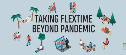 TAKING FLEXTIME BEYOND PANDEMIC