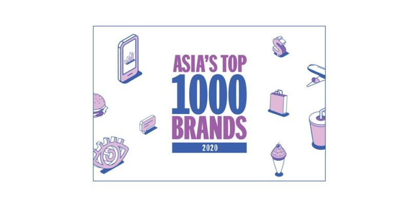 Asia's Top 1000 Brands ranking arrives tomorrow