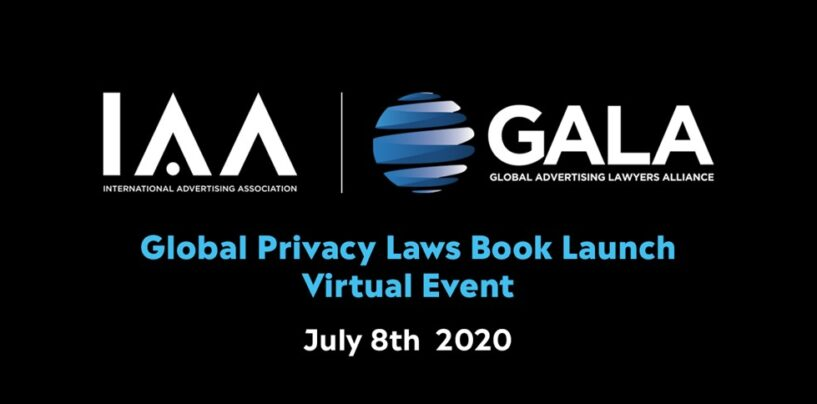 "VIRTUAL BOOK LAUNCH OF THE FIRST EVER ""GLOBAL PRIVACY LAWS HANDBOOK"""