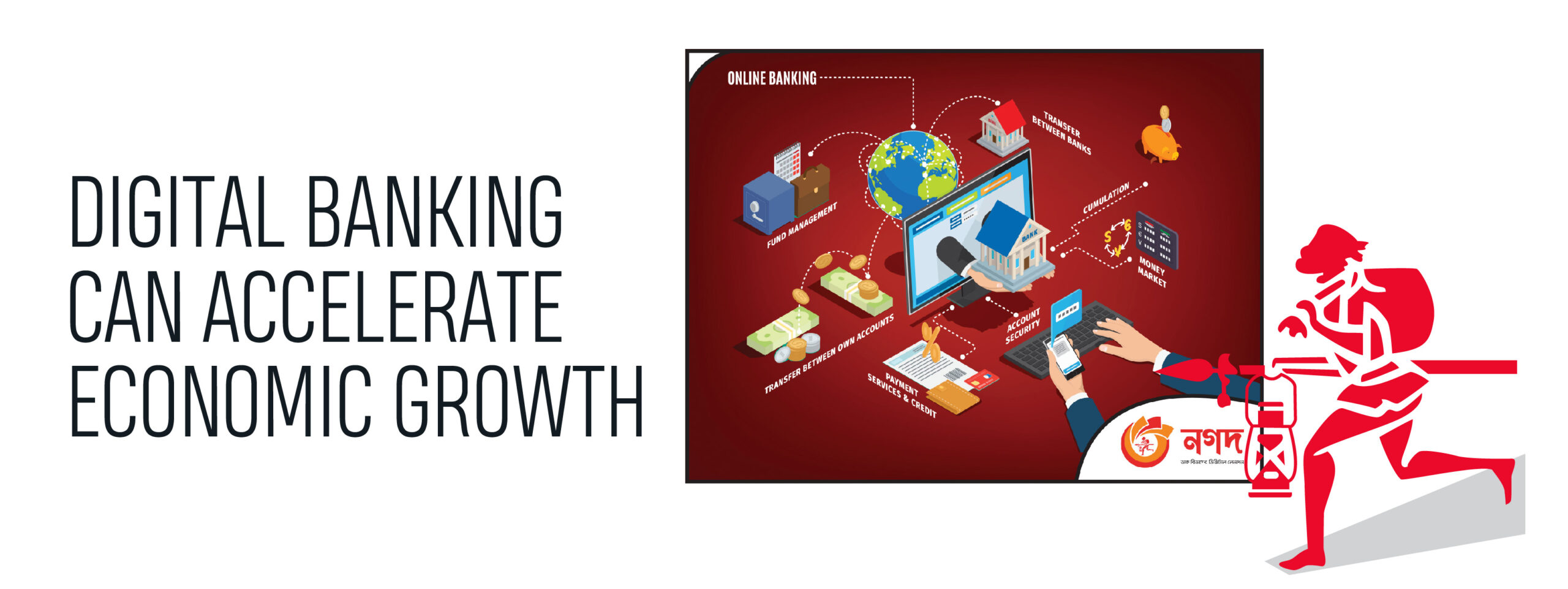 DIGITAL BANKING CAN ACCELERATE ECONOMIC GROWTH