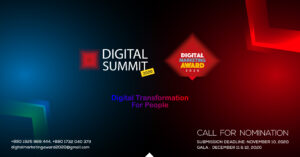 4TH DIGITAL MARKETING AWARD STARTS TAKING ENTRIES