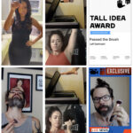"Hacking a TikTok challenge ""Passed the brush"" declared winner in Vertifilms 2020"