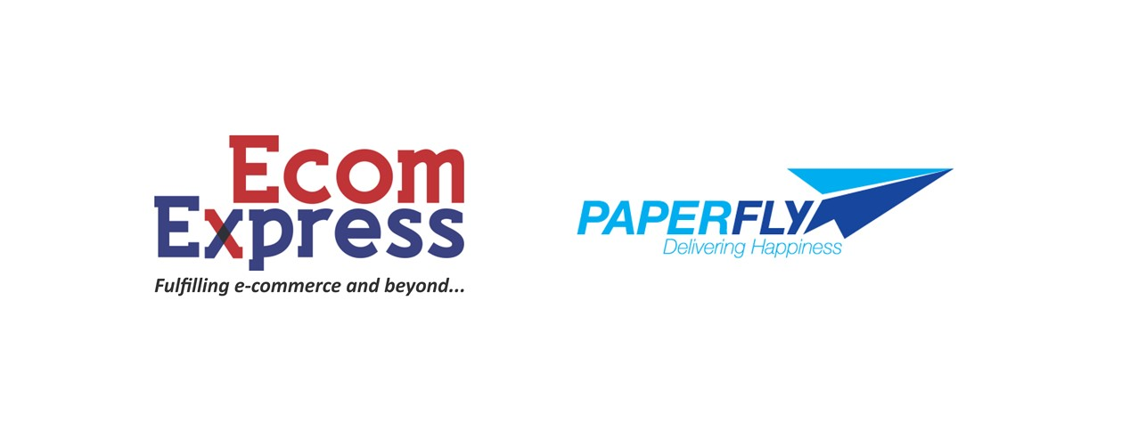 India's logistics major Ecom Express invests 100 Crore in Paperfly