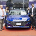 Fair Technology launches Hyundai All New Elantra 2021 for the first time in Bangladesh